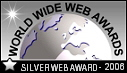Silver World Wide Web Awards
