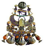 Tutankhamen's Pectoral Necklace
