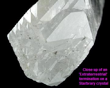 Starbrary Quartz Crystals