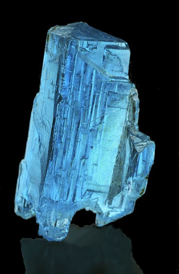 Paraiba Tourmaline natural crustal