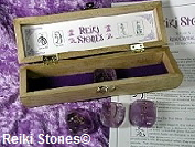Reiki Stones� - crystals for Reiki
